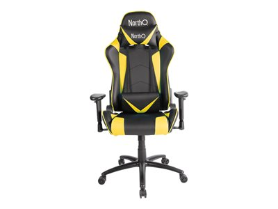 NorthQ Gaming Chair Yellow