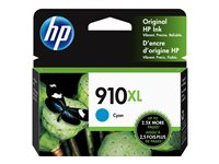 HP 910XL Cyan original ink cartridge