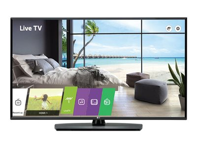 """LG Commercial Lite 43LT570H0UA LT570H Series - 43"""" - Pro:Centric with Integrated Pro:Idiom LED-backlit LCD TV - Full HD"""