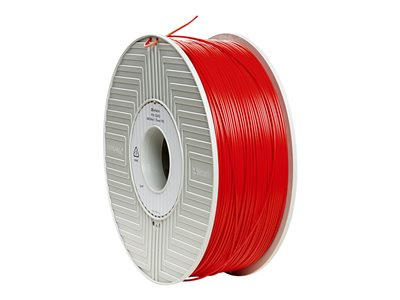 Verbatim Red 2.2 lbs ABS filament (3D) for bq Witbox;