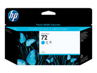 Picture of HP 72 - dye-based cyan - original - DesignJet - ink cartridge (C9371A)