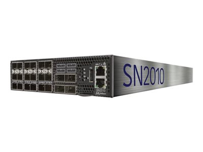 Mellanox Spectrum SN2010 Switch L3 managed 18 x 25 Gigabit SFP28 + 4 x 100 Gigabit QSFP28