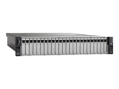 Cisco Business Edition 7000 Unrestricted Server rack-mountable 2 x Xeon E5-2640 / 2.5 GHz