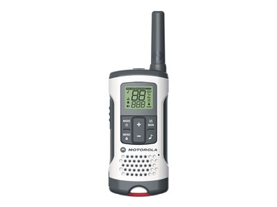 Motorola Talkabout T260 two-way radio - FRS/GMRS (pack of 3 )