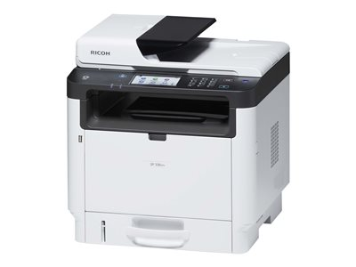 Ricoh SP 330SFN Multifunction printer B/W laser Legal (8.5 in x 14 in) (original)