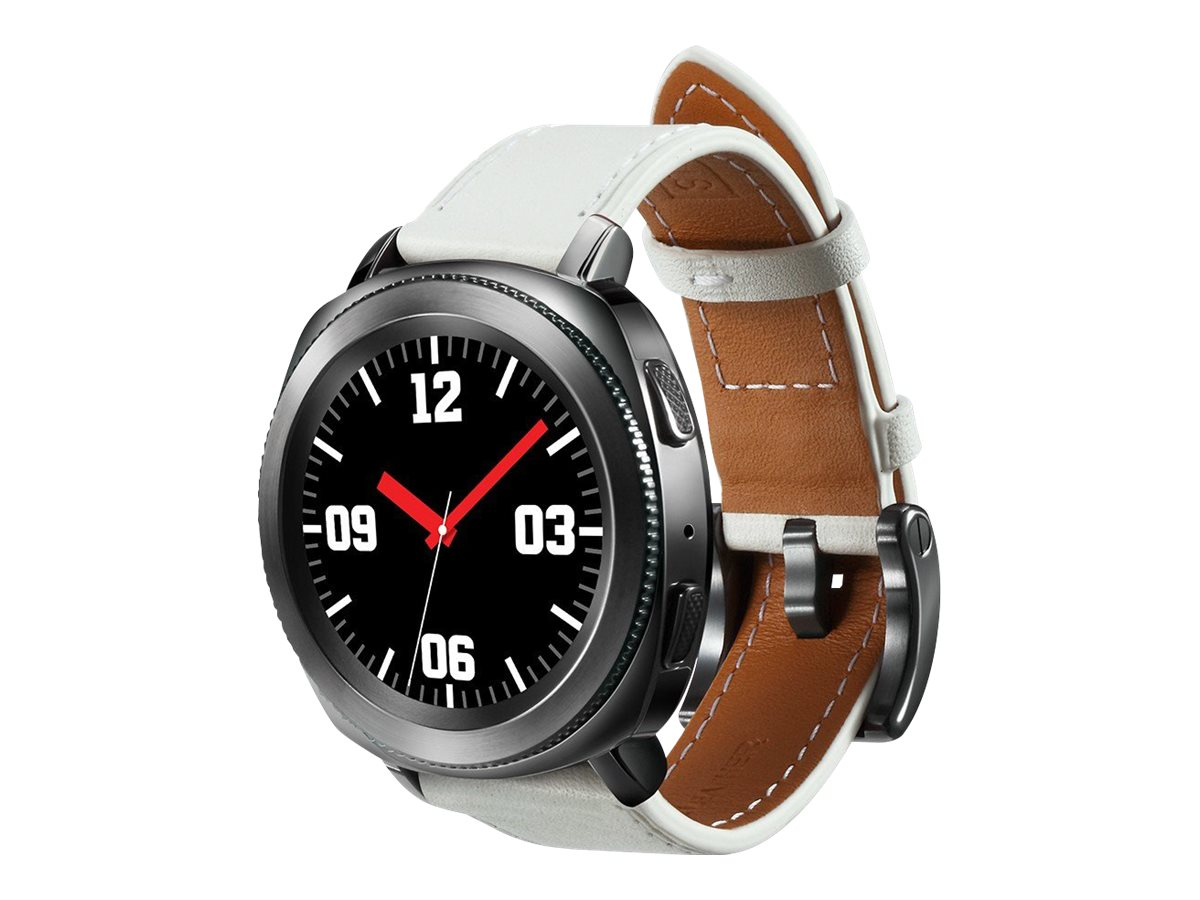 Strap Studio Classic Leather Armband - watch strap for smart watch