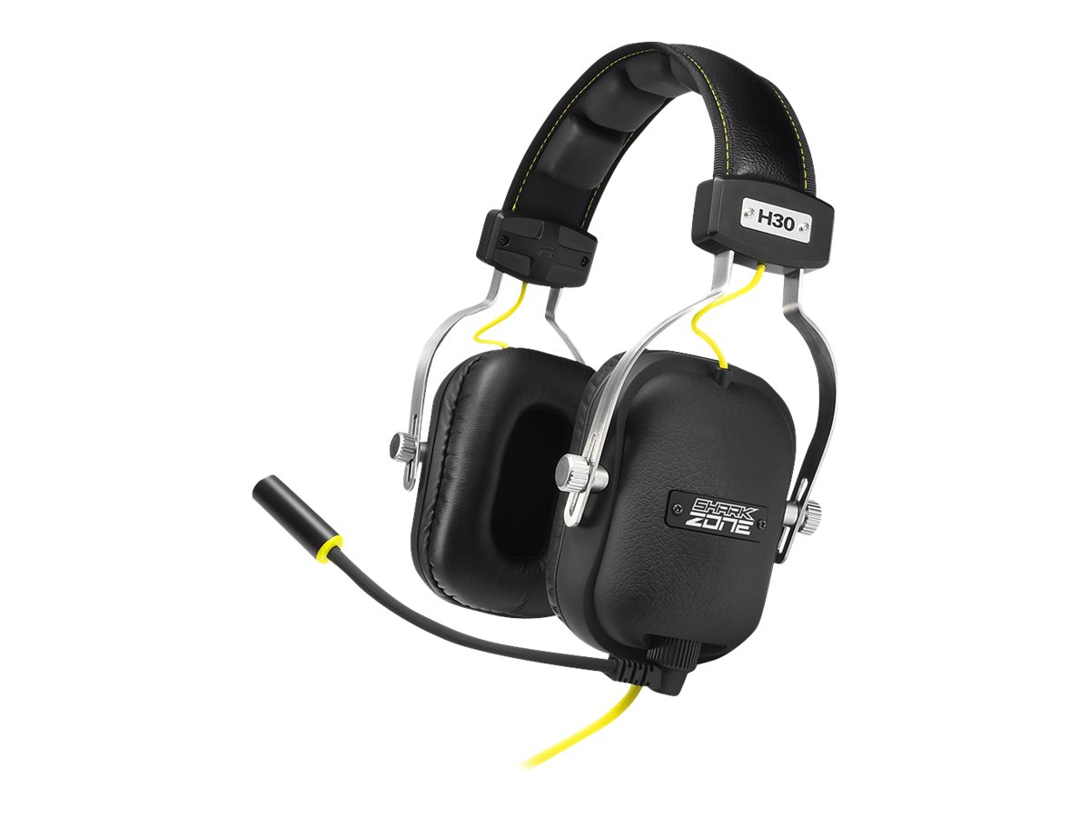 Sharkoon SHARK ZONE H30 - Headset - Full-Size