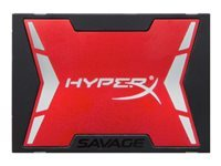 "HyperX Savage - Solid state drive - 960 GB - internal - 2.5"" (in 3.5"" carrier) - SATA 6Gb/s"