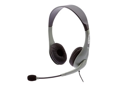 Cyber Acoustics AC 851B Headset full size wired