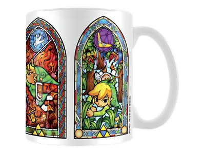 The Legend of Zelda - tasse à café - 315 ml