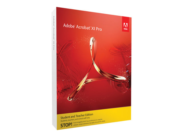Where To Buy Acrobat Xi Pro Student And Teacher Edition