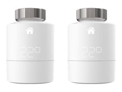 Smart Radiator Thermostat Duo pack