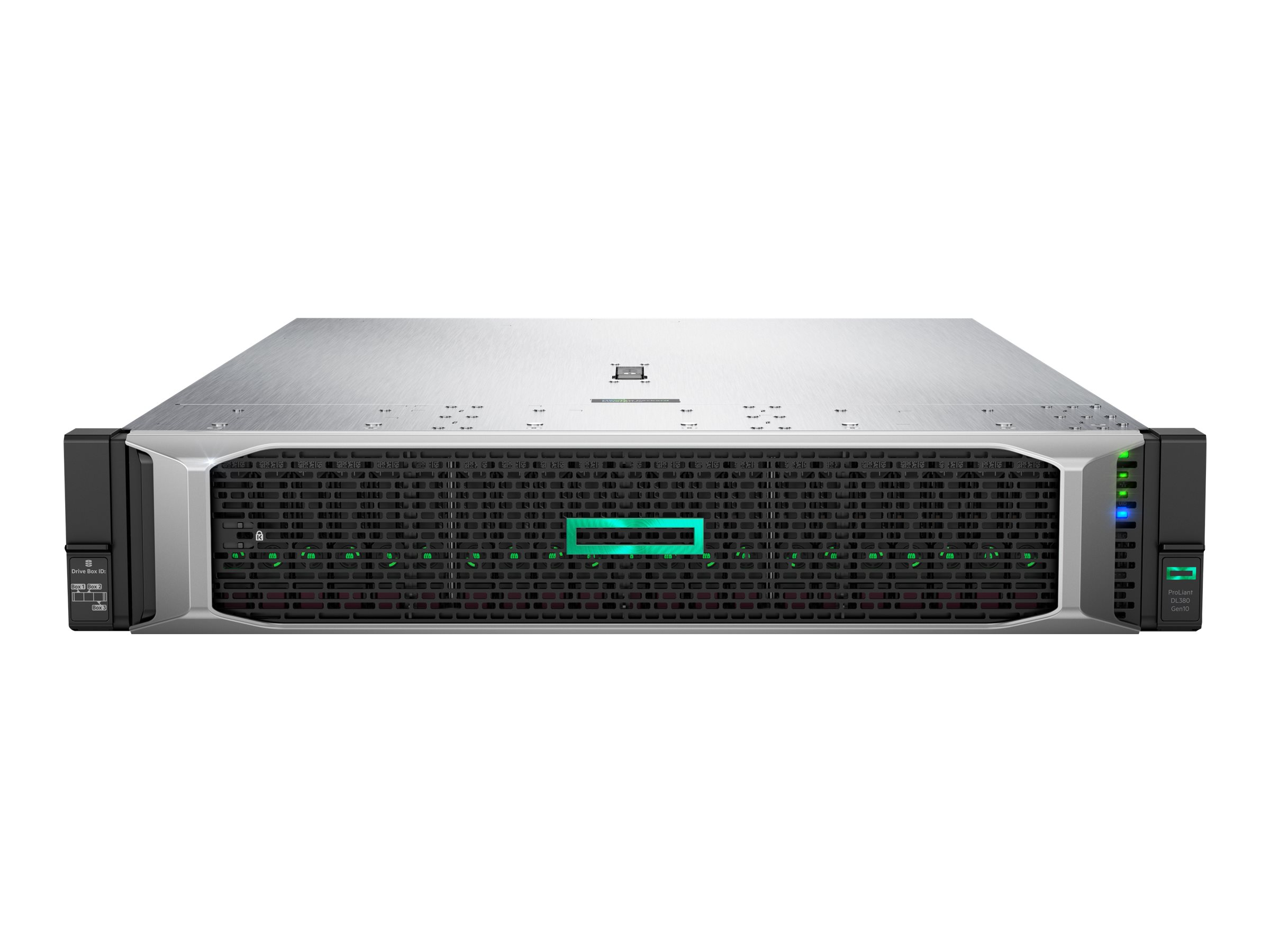 HPE ProLiant DL380 Gen10 Network Choice - rack-mountable - no CPU - 0 GB - no HDD