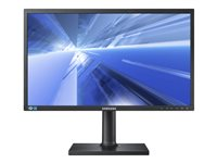 "Samsung SE450 Series S24E450B - Écran LED - 24"" - 1920 x 1080 Full HD (1080p) - TN - 250 cd/m² - 1000:1 - 5 ms - DVI, VGA - noir"