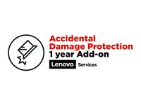 Lenovo Accidental Damage Protection Accidental damage coverage 1 year  image