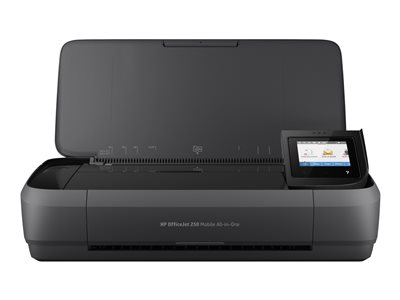 HP Officejet 250 Mobile All-in-One