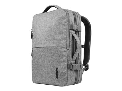 Incase Designs EO Travel Backpack Notebook carrying backpack 17INCH heather gray