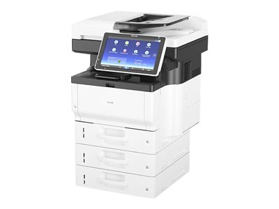 Ricoh IM 430Fb Multifunction printer B/W laser A4/Legal (media) up to 45 ppm (copying)