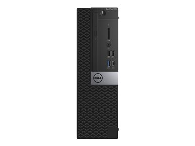 Dell OptiPlex 7050 - SFF - Core i7 7700 3.6 GHz - 8 Go - 256 Go