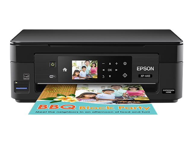 Epson Expression Home XP-440 Small-in-One - multifunction printer - color