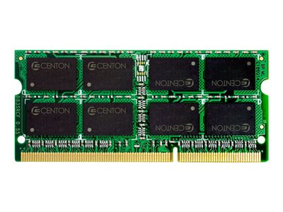 Centon memoryPOWER DDR3 8 GB SO-DIMM 204-pin 1333 MHz / PC3-10600 CL9 1.5 V