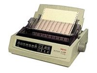 OKI Microline 391 Turbo/n Printer B/W dot-matrix  360 dpi 24 pin up to 260 char/sec