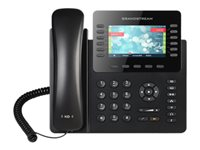 Grandstream GXP2170 VoIP phone Bluetooth interface SIP 12 lines