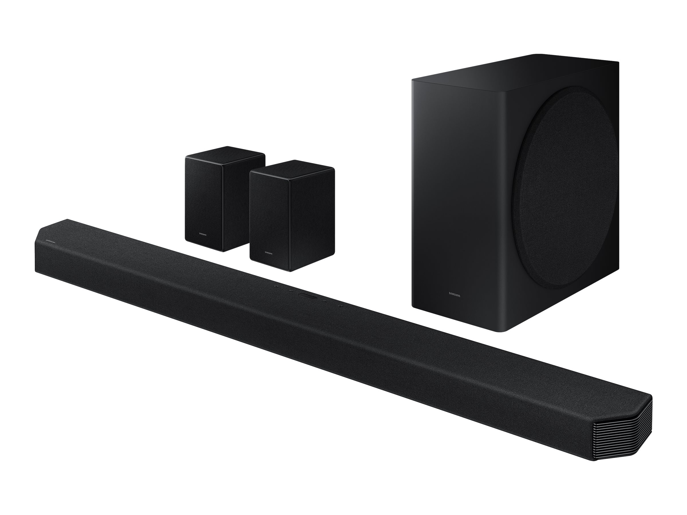 Samsung HW-Q950A - sound bar system - for home theater - wireless