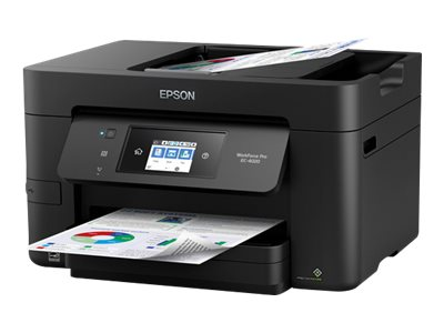 Epson WorkForce Pro EC-4020 Multifunction printer color ink-jet  image