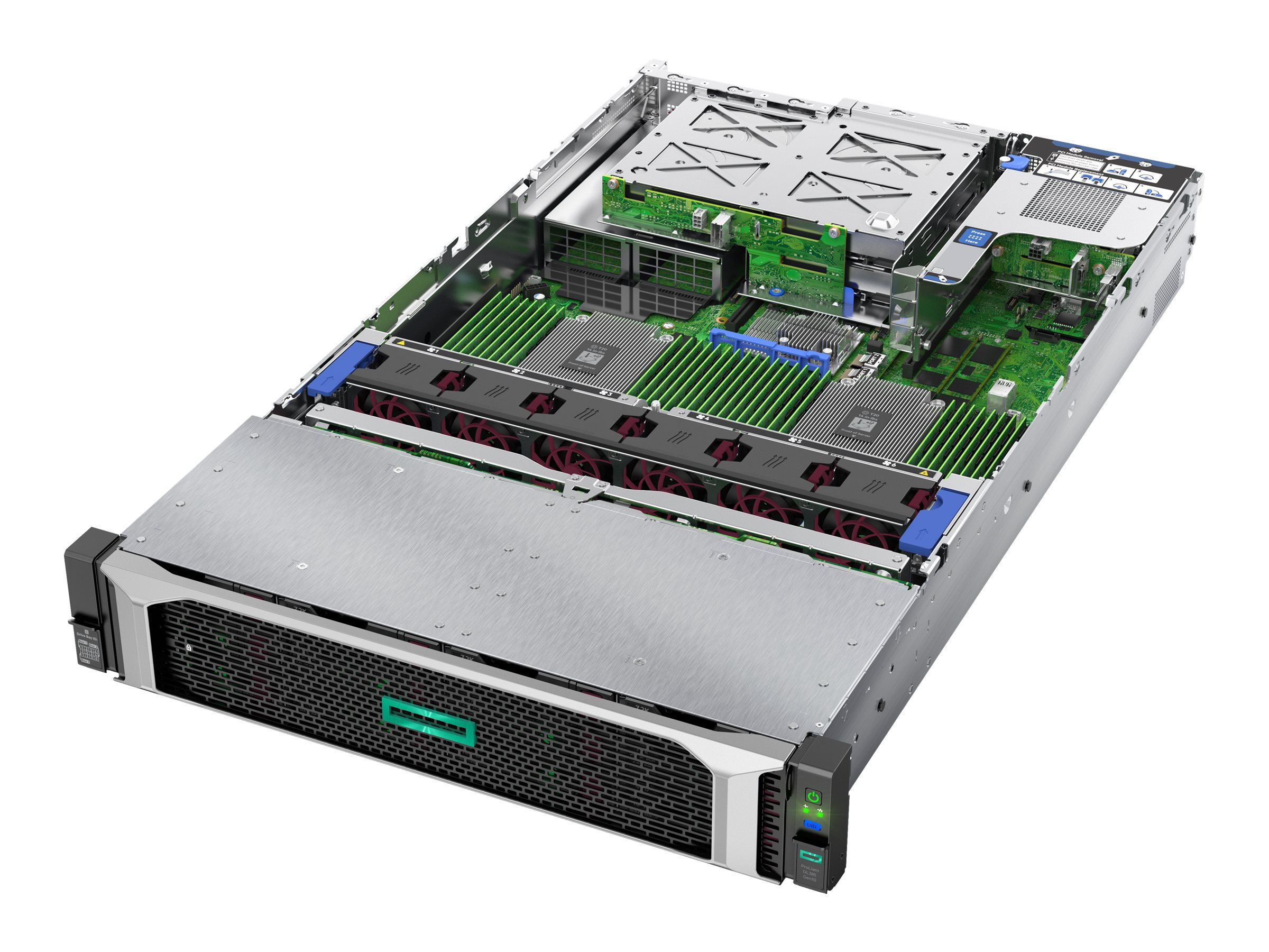 HPE ProLiant DL385 Gen10 Performance - rack-mountable - EPYC 7302 3 GHz - 16 GB