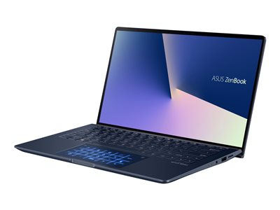 ASUS ZenBook 13 UX333FA-DH51 Core i5 8265U / 1.6 GHz Windows 10 Home 8 GB RAM 256 GB SSD