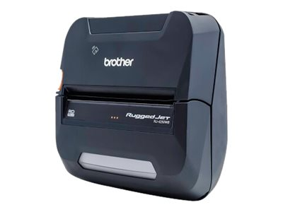 Brother RuggedJet RJ-4250WBL Label printer thermal paper Roll (4.45 in) 203 dpi  image