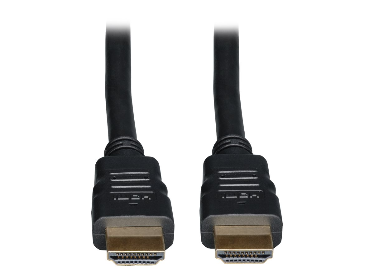 Tripp Lite 3ft High Speed HDMI Cable with Ethernet Digital Video / Audio M/M 3' - HDMI with Ethernet cable - 91 cm