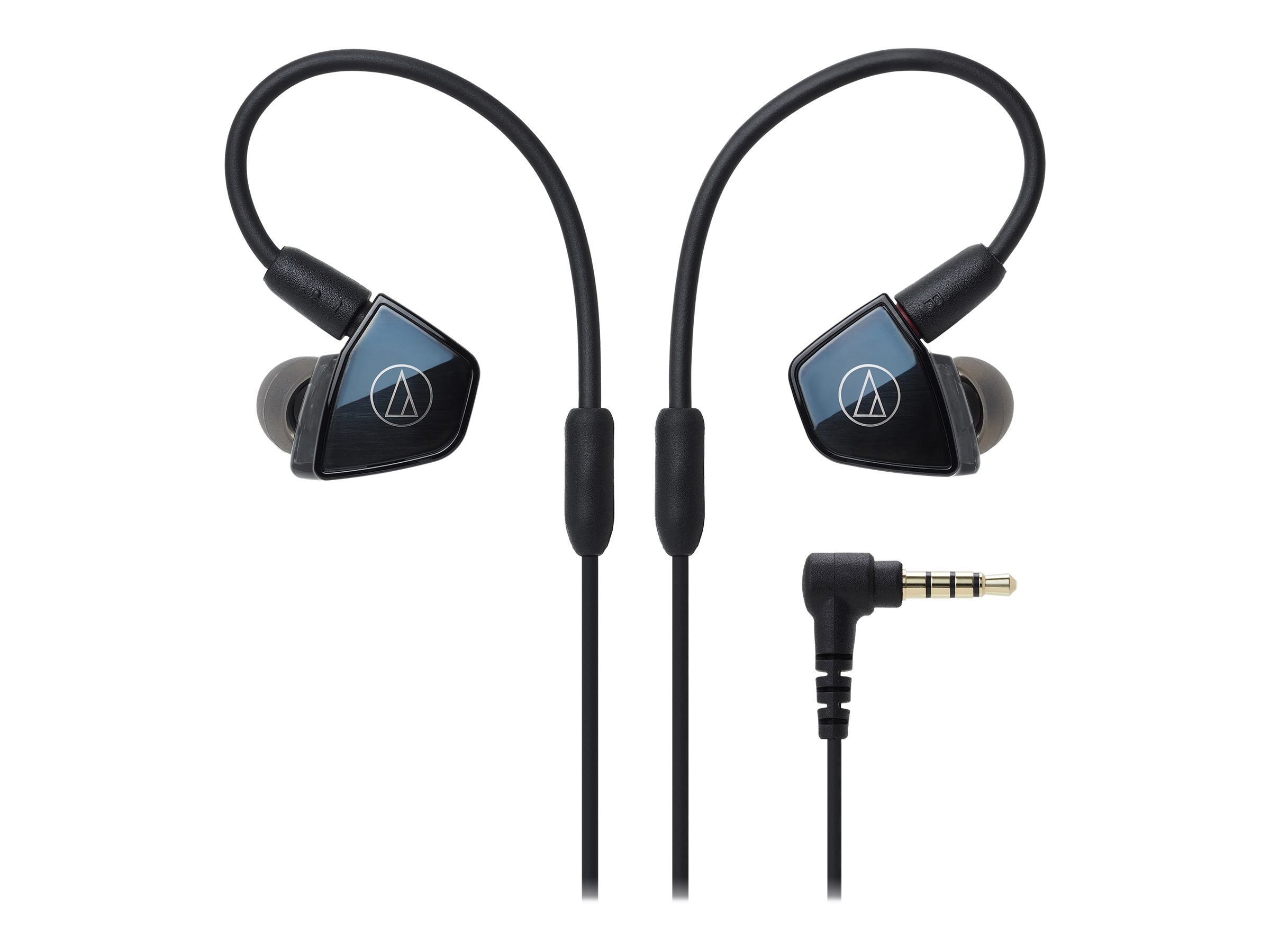 Audio-Technica ATH-LS400iS - earphones with mic