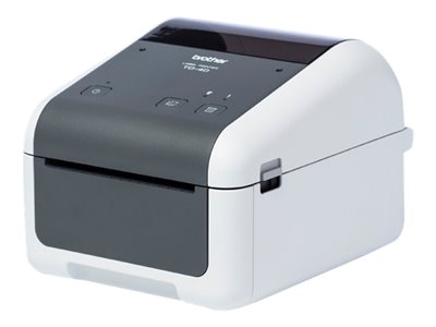 Brother TD-4410D Label printer thermal paper Roll (4.65 in) 203 x 203 dpi
