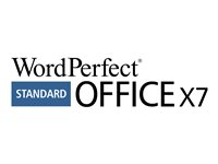 WordPerfect Office X7 Standard Edition Upgrade license 1 user ESD Win English