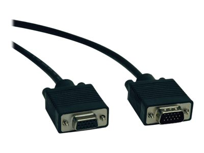 Tripp Lite 10ft Daisychain Cable for KVM Switches B040 / B042 Series KVMs 10' - stacking cable - 3 m - black