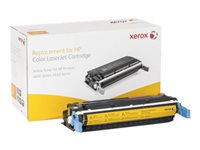 Xerox Yellow toner cartridge (alternative for: HP C9722A) fo