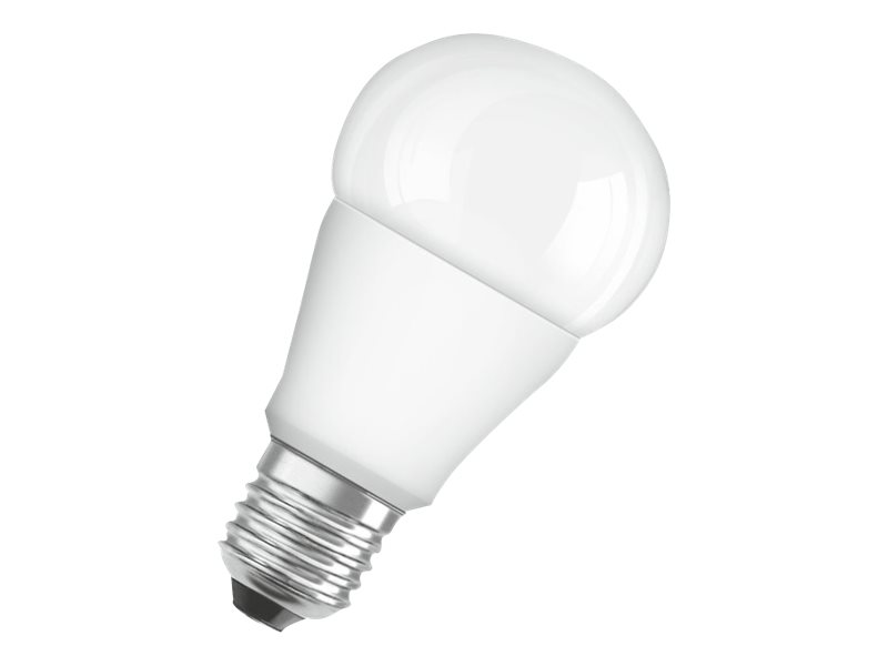 OSRAM STAR CLASSIC A - LED - Form: A60 - matt Finish - E27 - 5 W (Entsprechung 40 W)
