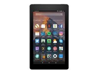 Amazon Fire 7 Tablet Fire OS 5 (Bellini) 8 GB 7INCH IPS (1024 x 600) microSD slot black