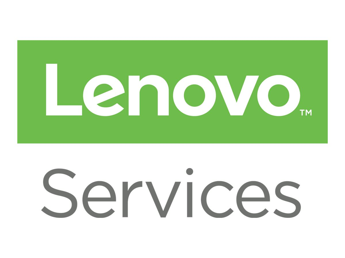 Lenovo Essential Service - extended service agreement - 3 years - on-site