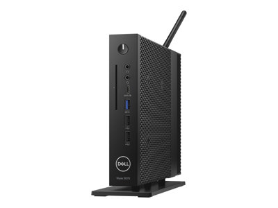 Dell Wyse 5070 Thin client DTS 1 x Pentium Silver J5005 / 1.5 GHz RAM 4 GB flash