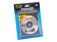 Maxell CD 340 CD / DVD jewel case cleaning disk