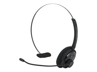 LogiLink Bluetooth Mono Headset Trådløs Sort Headset