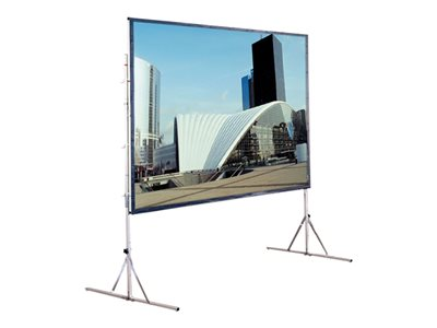 Draper Cinefold Complete NTSC/PAL Video Format with Standard Legs Projection screen with legs