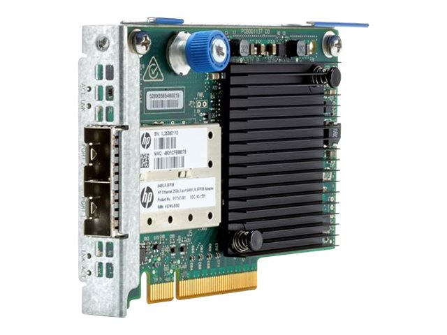 HPE 640FLR-SFP28 - network adapter - FlexibleLOM - 25 Gigabit Ethernet x 2