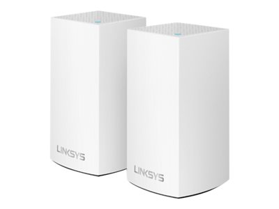 Linksys VELOP Whole Home Mesh Wi-Fi System VLP0102 2-port switch