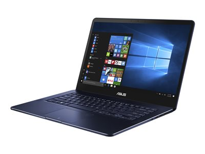 ASUS ZenBook Pro UX550VE 15.6' I7-7700HQ 8GB 256GB GTX 1050 Ti Windows 10 Home 64-bit