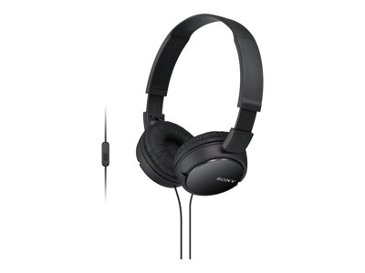 Sony MDR-ZX110AP - headphones with mic