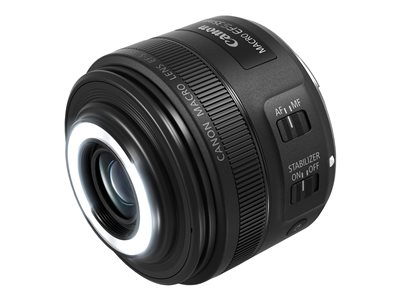Canon EF-S Macro lens 35 mm f/2.8 IS STM Canon EF